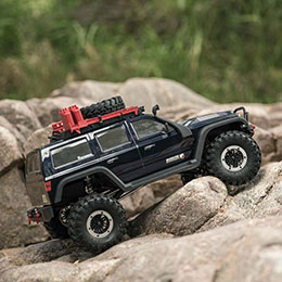 Rock Crawlers
